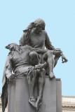 Philadelphia - William Shakespeare monument
