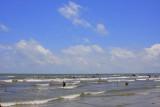 East Beach - Gulf of Mexico, Galveston, TX