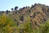 Mountain near Drieer