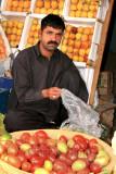 Fruit & Vegetable vendor