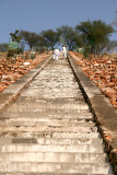 Steps to Shrine