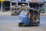 Rickshaw in Mirpur