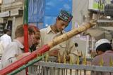 Repair works in Islamghar