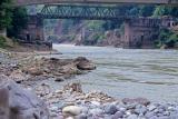 Domel Bridge, Muzzafarabad