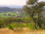 Tarnote view, a village near Jarai