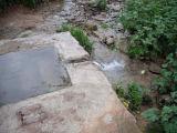 Spring water in Darkoti Bala