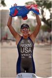 Sarah Kortuem Long Beach Triathlon June 2006