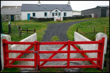 Old farm at Unst