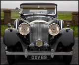 Shetland Classic Motor Show 2008