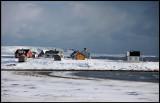 A fantastic winterlandscape at Skallelv