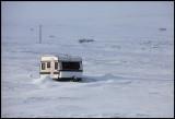 The popular campingsite at Skallelv