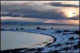 The coastline west of Vadsö