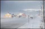 Snowdrift near Vestre Jacobselv