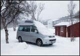 Our little hut we rented in Vestre Jakobselv