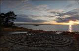 Stonering at Boskär (Misterhult archipelago)