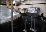 Mashing monitoring at Glenmorangie distillery