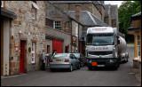 Delivery of malt (malted barley) to Glenmorangie distillery