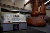 Control of the distillation process at Glenfarclas