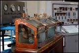 Control of the distillation process (hydrometer) at Glenfarclas