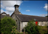 Old Parkmore distillery in Dufftown