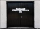 Glenfiddich Warehousedoor