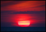 Sunset at Gotland
