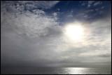 Ocean view heading for Dunedin