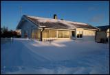 Our new basecamp for photography on Öland - the house in Grönhögen