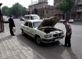 Russian Car 2 - Volga needs repair