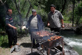 Armenian barbeque