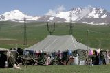 Yezad camp at 3000 m near Mt Aragats