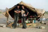 Modern boys - Baluchis near Minab