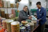 Buying sweets in Qom