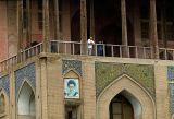 Ali Qapu palace - Esfahan
