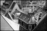 Roofs in Tallinn - Estonia