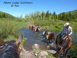 June 15, 2010 crossing the creek