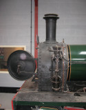 Welsh Highland Heritage Railway.