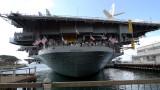 Aircraft Carrier USS Midway