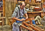 The Wood Carver