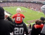 Raiders at 49ers - 10/17/10