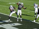 Seahawks at Raiders - 10/31/10