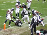 Broncos at Raiders - 12/19/10