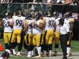 Steelers at Raiders - 09/23/12