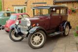 Old Vehicles at Upper Boddington