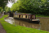 The Stratford Canal at Lapworth