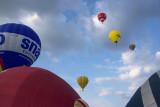 The Bristol Balloon Fiesta 2010