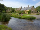 Upper & Lower Slaughter - Gloucestershire