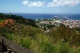14 0691 Overlooking Roseau from Morne Bruce