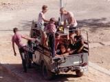 Dan Austman, Peter Main, Jill Battrick, Sue Pridham, Bob Main