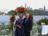 Sue (nee Pridham) & Dan Austman 2001